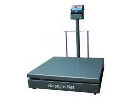 Balança 1000 Kg Micheletti MIC 1000 H3 com coluna - Balanças NET