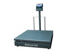 Balança 1000 Kg Micheletti MIC 1000 H4 com coluna - Balanças NET