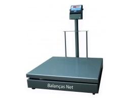 Balança 1000 Kg Micheletti MIC 1000 H5 com coluna - Balanças NET