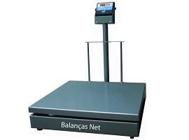 Balança 1000 Kg - Balanças NET