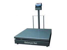 Balança 300 Kg Micheletti MIC 300 H3 - Balanças NET