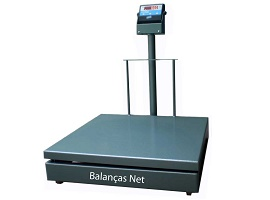 Balança Digital Até 1000 kg - Balanças NET