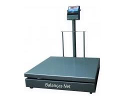 Balança Digital Até 2000 kg Micheletti MIC 2000 h3 com coluna- Balanças NET